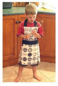 diy free apron sewing patterns