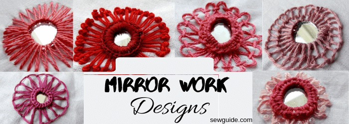 mirror work designs