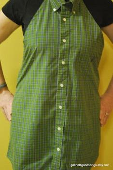 free apron diy sewing pattern