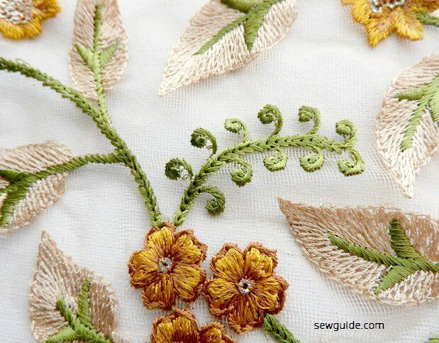 what is embroidery
