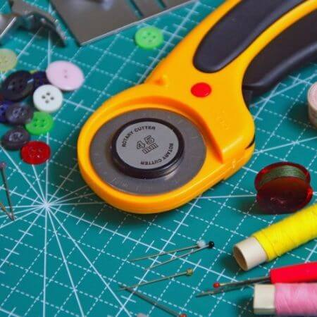 sewing safety rules