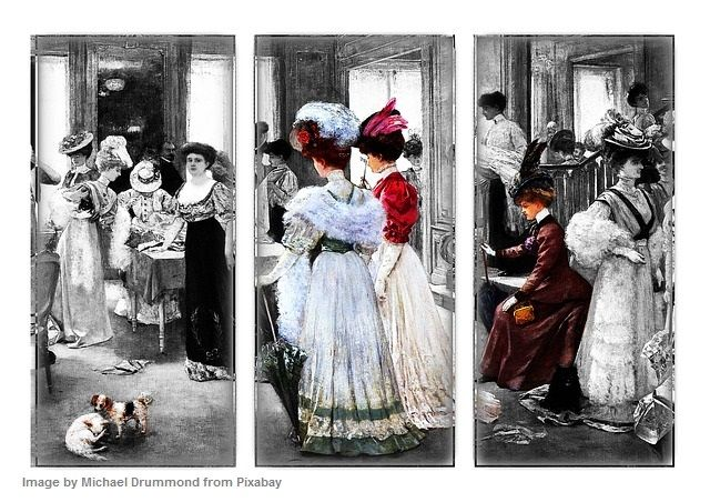 History of fashion - A brief story of the evolution of fashion