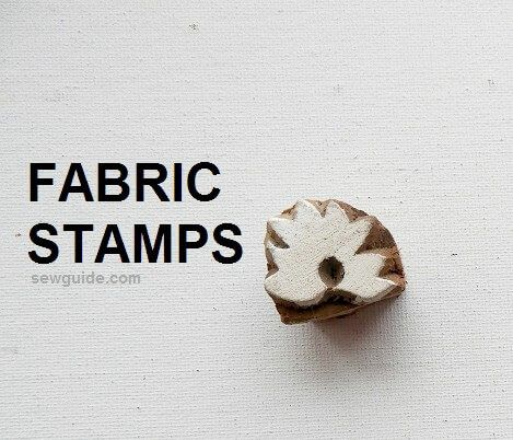 fabric stamping techniques