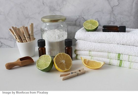 10 Different types of Detergents & other Cleaning products for clothes