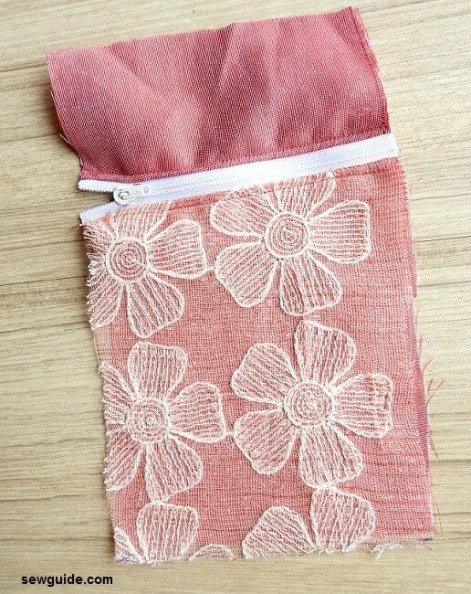 phone purse step by step instructions to make