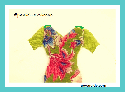 many kind of sleeves