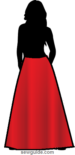 hemlines in skirts and dresses