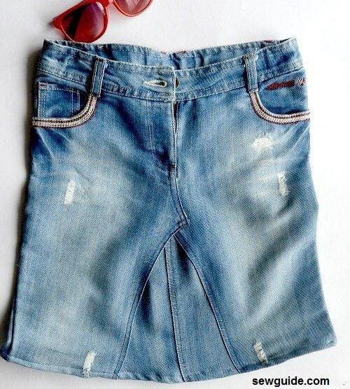 jeans skirt mini skirt