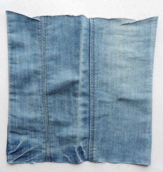 make a mini skirt without pattern