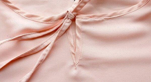 keyhole neckline types