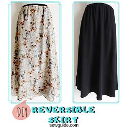 sew full skirt