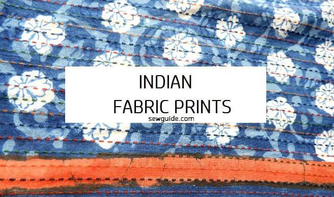 indian fabric prints