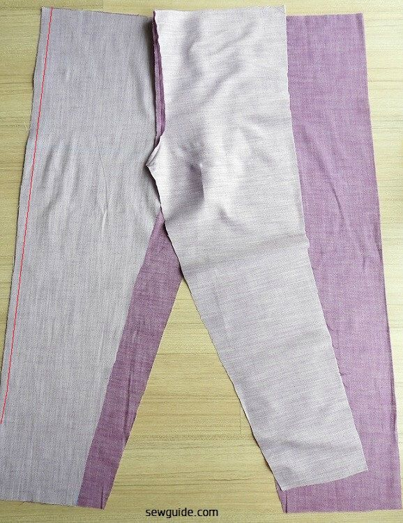 make simple pants