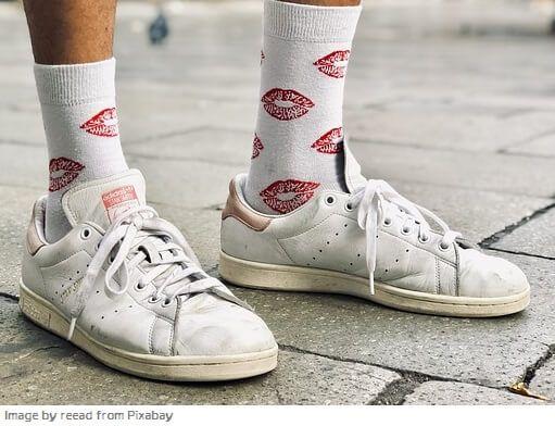 types of socks for men