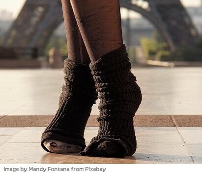 types of socks for women