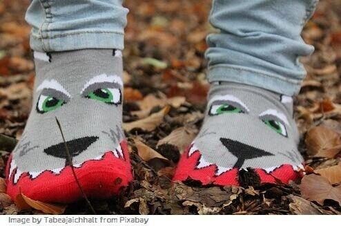 types of socks length