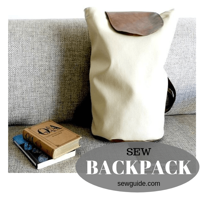 BACKPACK sewing DIY
