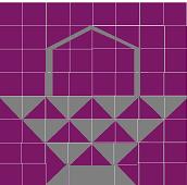 identify quilt blocks