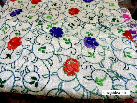how to wash sarees