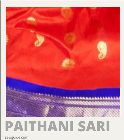 different kinds of sari names and pictures