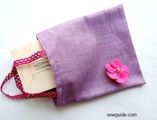 tutorial for making gift bags