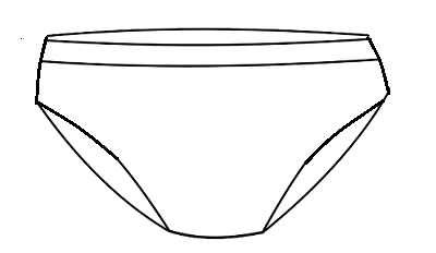 different types of underwear panties