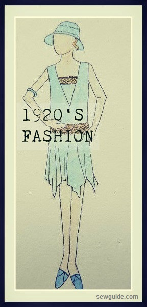 fashion in 1920s