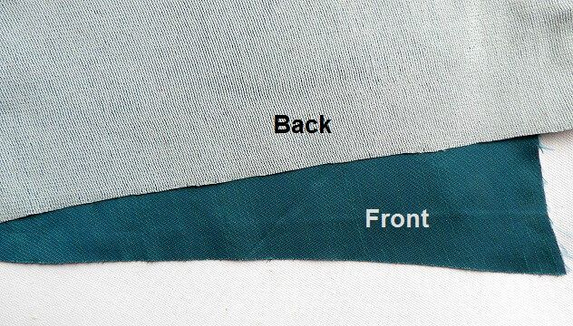 Flat Felled Seam : Sewing tutorial