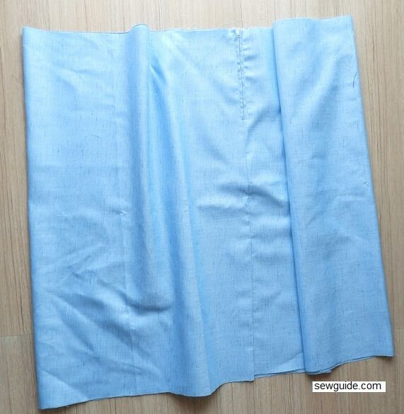 dirndle skirt diy sewing tutorial