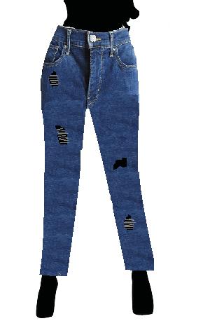 jeans type