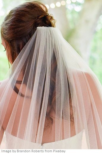 7 types of Wedding Veils - Make the perfect bridal veil for your Wedding Day