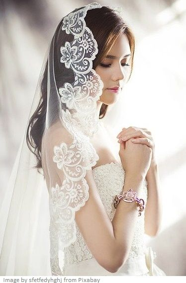 wedding bridal veils