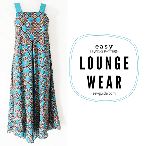 lounge wear sewing tutorial