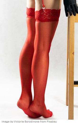 hosiery - stockings