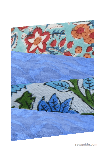 Patchwork : 10 best methods of joining fabric pieces together efficiently