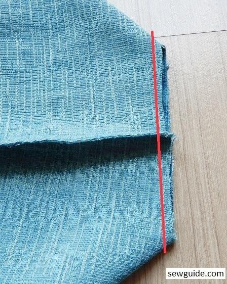 Sew a sewing machine cover