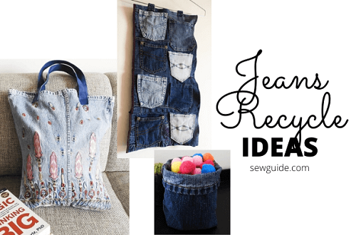 reuse denim ideas