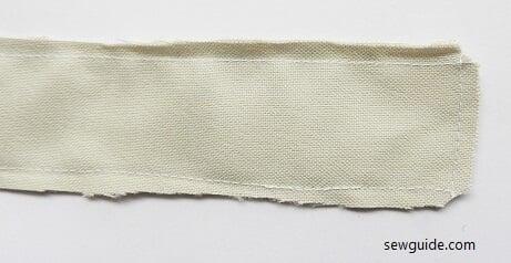 make fabric belts