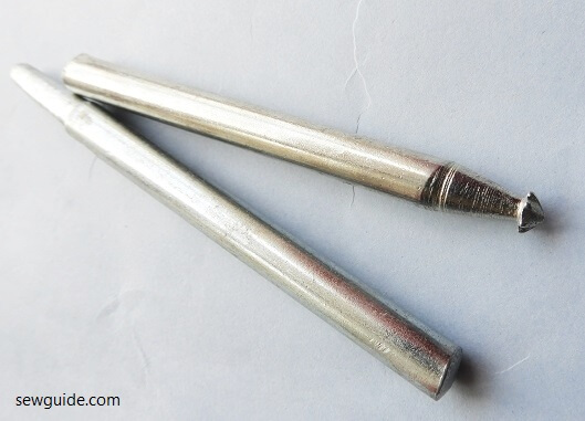 grommet attaching tools