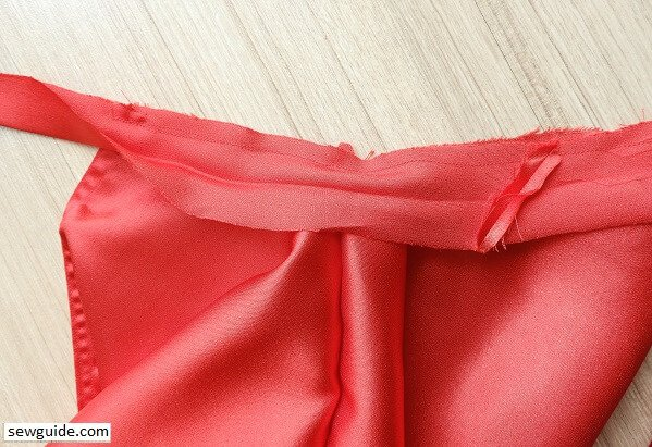 Nightwear Set - Cami Top and Pajama Shorts {Sewing tutorial}