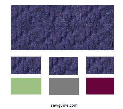 blue color combinations