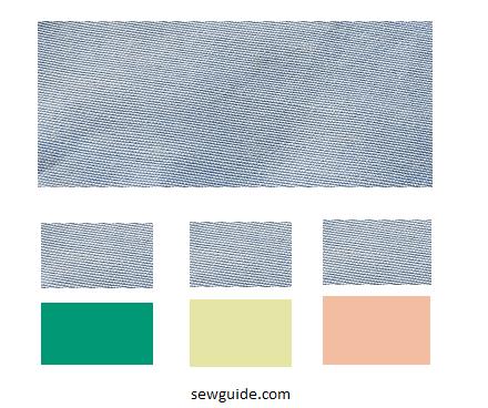 blue color combination