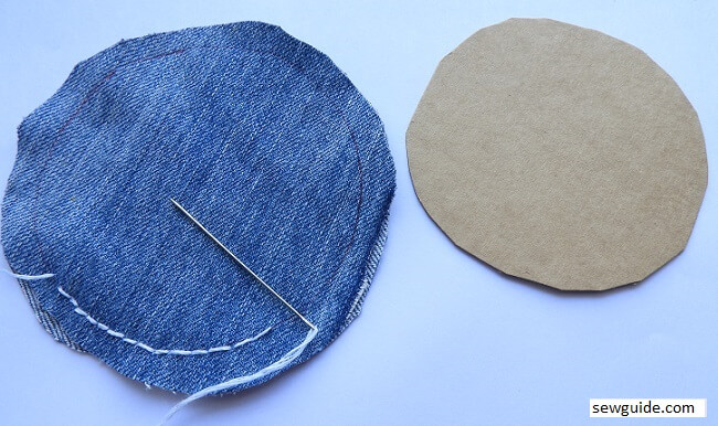 Coasters : 6 easy ways to make them {Sew & no sew methods}