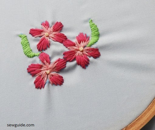 bedsheet embroidery designs