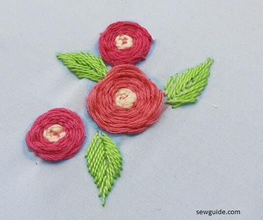 Embroidery design No. 2