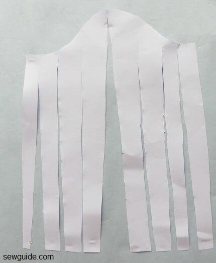 make bishop sleeves