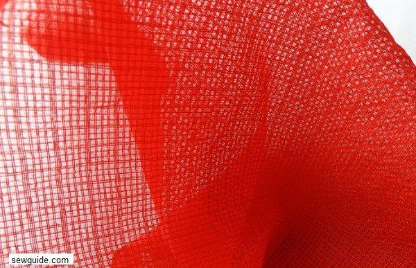 sew delicate fabric
