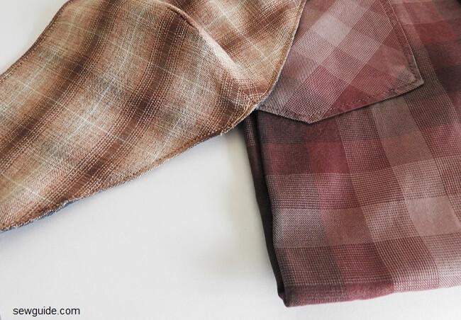 mask fabric styles