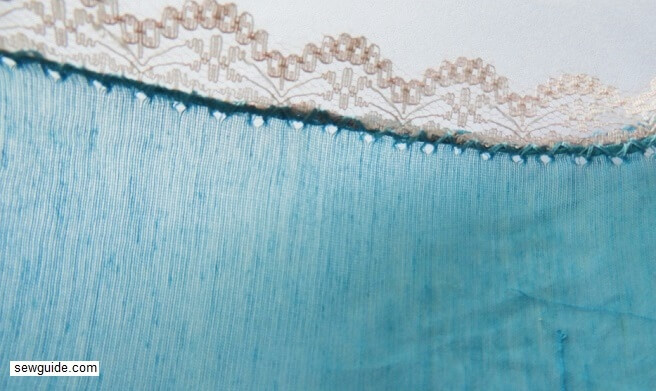 Tips & Tricks of sewing TRIMS to fabric