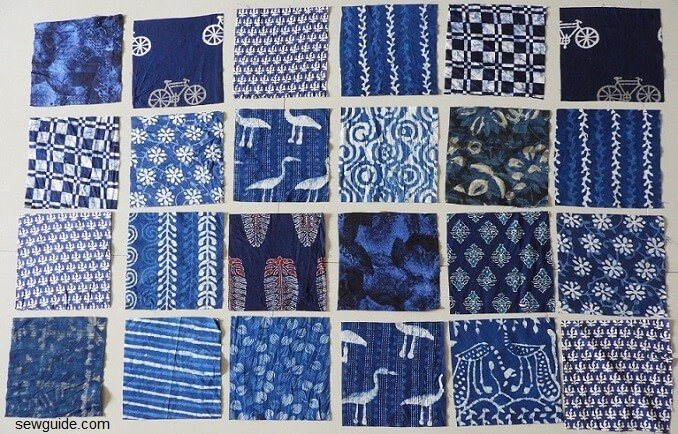 how to sew quilted blankets